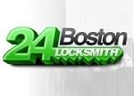 24 Locksmith Boston Icon