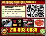 Mobile Auto Mechanic San Antonio foreign car Repair Service and pre purchase vehicle inspection Icon