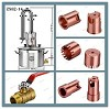 home distilling equipment alcohol distillation kits Icon