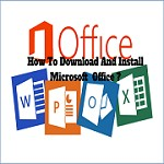 Microsoft Office Setup Icon