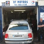 DT Motors Icon