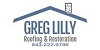 Greg Lilly Roofing and Restoration Icon