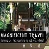 Magnificent Travel Icon