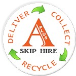 A Plus Skip Hire Icon