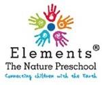 Elements Preschool Kindergarten New York Icon