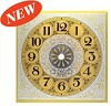 Replacement grandfather clock face insert Icon