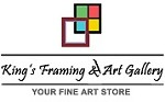 Kings Framing And Art Gallery Icon