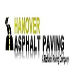 Hanover Asphalt Paving Icon