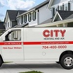 City Heating and Air Icon