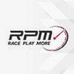 RPM Raceway | Race Play More Icon