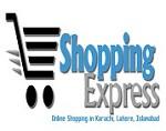 ShoppingExpress pk Icon