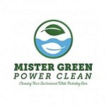 Mister Green Power Clean Icon
