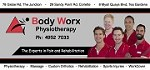Bodyworx Physiotherapy Icon