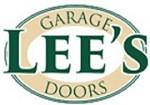L -E - E Garage Door Repair & Gate Service Icon