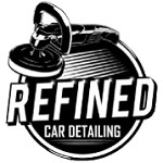 Refined Car Detailing Icon