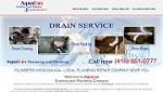 AquaLux Draining and Plumbing Company Icon