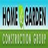Home and Garden Construction Group Icon