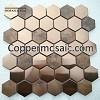 Copper Mosaic Icon