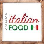 Italian Food Online Store Icon