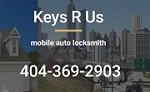 Keys R Us Icon