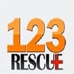123-Rescue - Online Computer Repair Icon