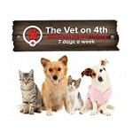 The Vet on 4th Icon