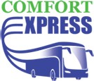Comfort Express Inc Charter Bus in New York City Icon