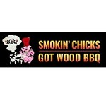 Smokin Chicks Got Wood BBQ Icon