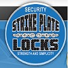 Strike Plate Lock Icon
