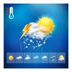 weather guide Icon