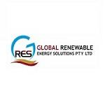 Global Renewable Energy Solutions Icon