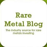 Rare Metal Blog Icon