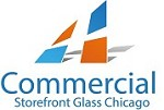 Commercial Storefront Glass Chicago Icon
