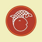 Six Fishes Acupuncture Icon