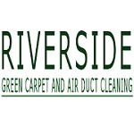 Riverside Green Carpet And Air Duct Cleaning Icon