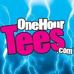 One Hour Tees Icon