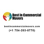 Bestincommercialmovers@yahoo.com