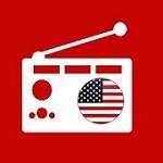 USA Radio FM - Live FM/AM Radio Satations Icon