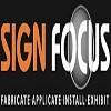 Sign Focus Icon