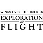 Wings Over the Rockies Exploration Of Flight Icon