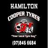 Hamilton Cooper Tyres Icon