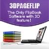 3DPageFlip Icon