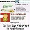 Financial Credit Icon