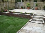 Landscaping By David Ward Icon