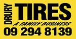 Drury Tyres Icon
