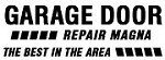 Garage Door Repair Magna