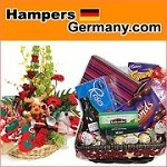 Christmas Gift Hamper To Germany Icon