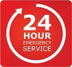 24 Hour Plumbing Icon