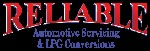 Reliable Automotive Servicing and LPG Conversions Icon