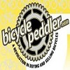 Bicycle Peddler Icon